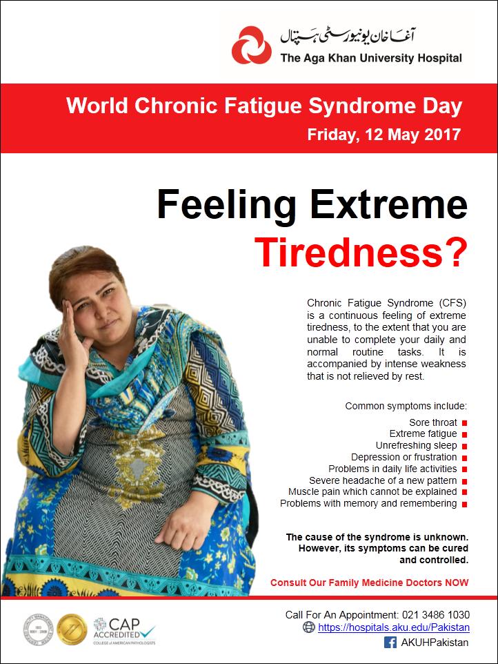 World Chronic Fatigue Syndrome