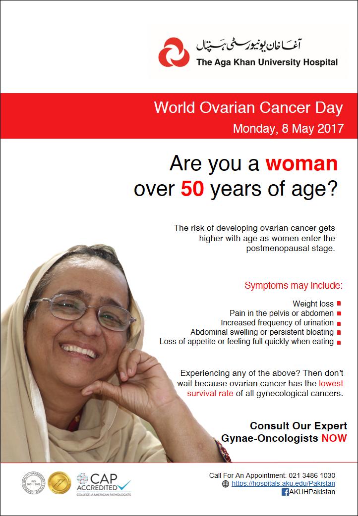 World Ovarian Cancer Day