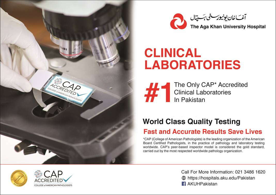 College of American Pathologists (CAP) Accreditation 9a7eb3129